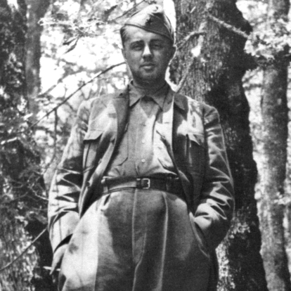 The Good Old Days - Enver Hoxha's as a partisan in 1944