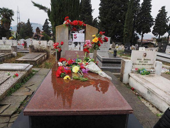 The Last Bunker - Enver Hoxha's Grave in Tirana