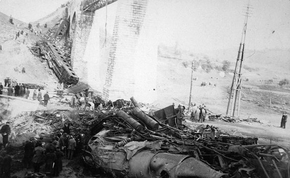 A Nightmare Scenario - Biatorbagy after the blast