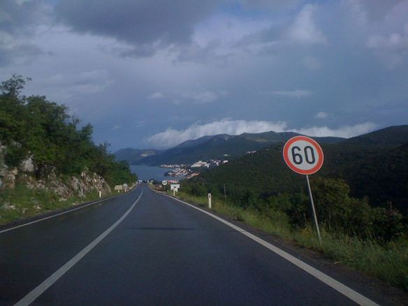Running the Border - Highway to Neum