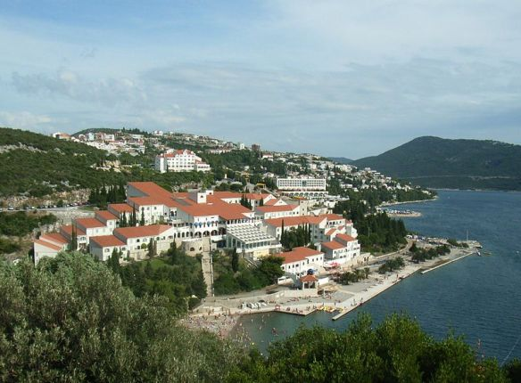 The Bosnian Coast - Town of Neum