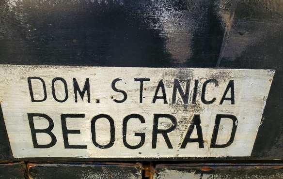 End of the Line - Destination Belgrade