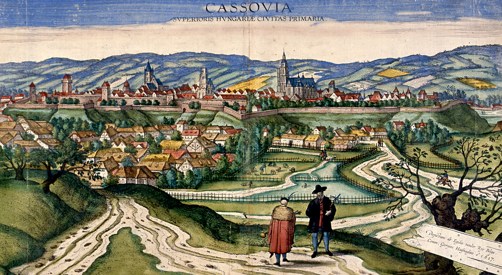 Impossible to Ignore - Kosice in 1617