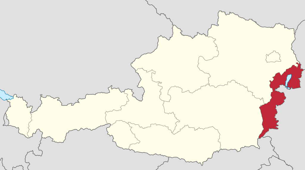 A Land Apart - The Burgenland in Austria