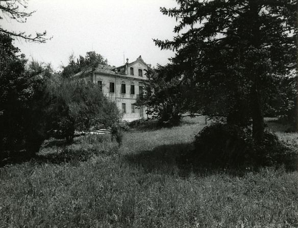 An Unexpected Setting - The Villa Giusti as it looked in 1967