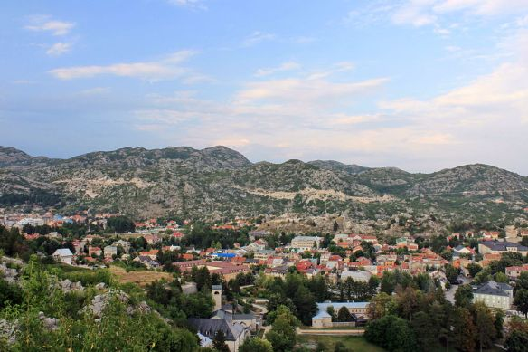 Capital of Stone - Cetinje and the Landscape surrounding it