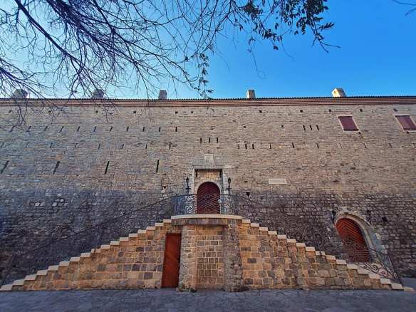 Symmetry - The Walls of Old Budva