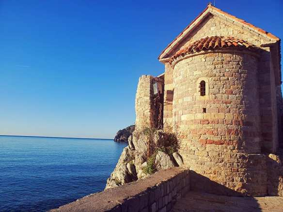 The Way It Was - Old Budva beside the Adriatic Sea