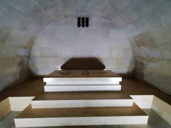 Veneration - Tomb of Petar II Petrović-Njegoš